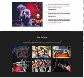 Mẫu website Landing Page 08