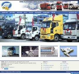 Mẫu website ô tô xe máy OTXM04