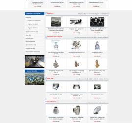 Mẫu Website Ống Thép Inox INOX09