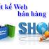 Các bước thiết kế website bán hàng trực tuyến